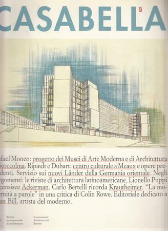 Casabella. 621. Marzo 1995