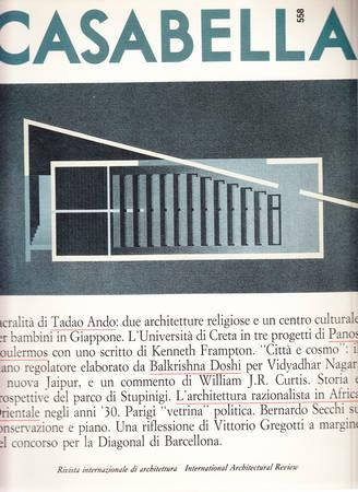 Casabella. 558. Giugno 1989