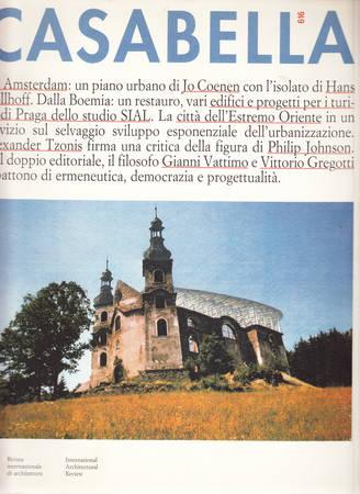 Casabella. 616. Ottobre 1994