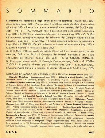 Scienza e Tecnica, anno 100° dalla 1a riunione degli scienziati italiani, vol. 3, fasc. 6, giugno 1939