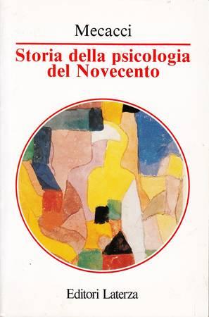 Storia della psicologia del Novecento