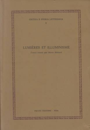 Lumières et illuminisme