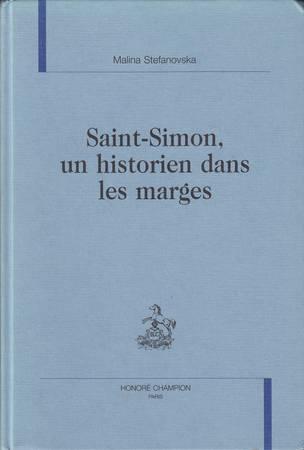 Saint-Simon, un historien dans les marges
