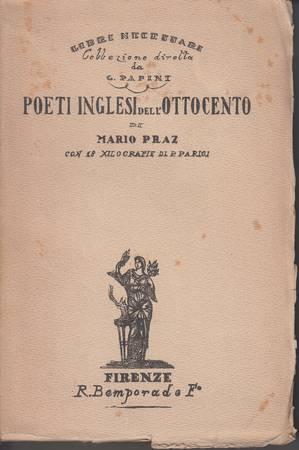 Poeti inglesi dell'Ottocento