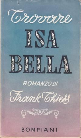 Trovare Isabella