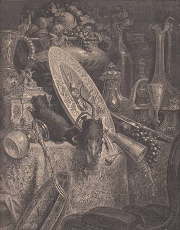 Le favole di La Fontaine illustrate da Gustavo Doré. Traduzione in versi di Emilio De Marchi