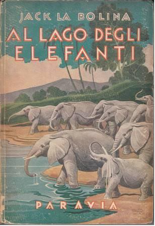 Al lago degli elefanti