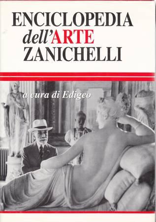 Enciclopedia dell'arte Zanichelli