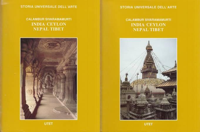 India Ceylon Nepal Tibet