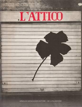 L'attico 1957-1987. 30 anni di pittura, scultura, musica, performance, video