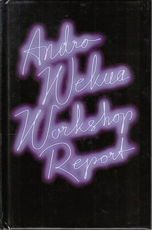 Andro Wekua Workshop Report [English]