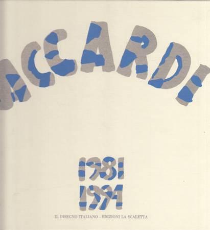 Carla Accardi. Carte. Opere dal 1981 al 1994. Pastelli e tempere