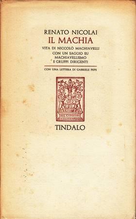 Il Machia. Vita e mito di Niccolò Machiavelli a cinquecento anni dalla nascita