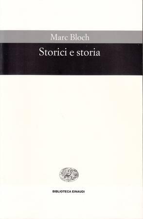 Storici e storia