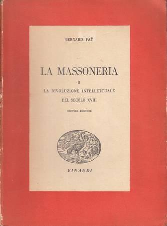 La massoneria e la rivoluzione intellettuale del secolo XVIII