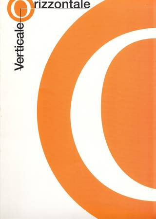 Giovani Artisti Modenesi. 1a edizione. OrizzontaleVerticale
