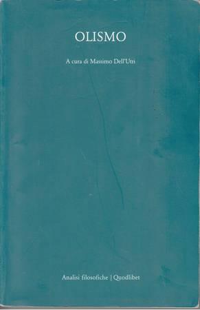 Olismo [Attenzione: sottolineature a penna alle pagine 146-147]