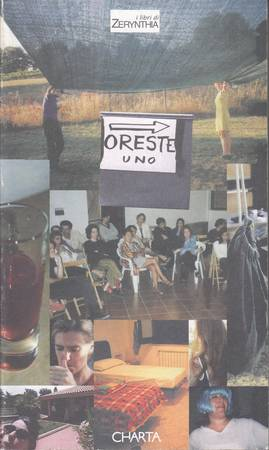 Progetto Oreste Uno. Un programma di residenza per artisti presso la Foresteria Comunale di Paliano, 1-28 Luglio 1998