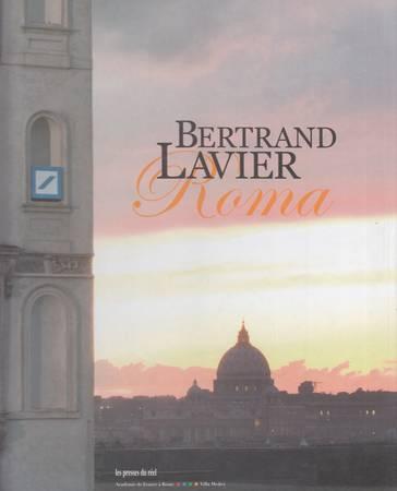 Bertrand Lavier. Roma [Italiano-Français]