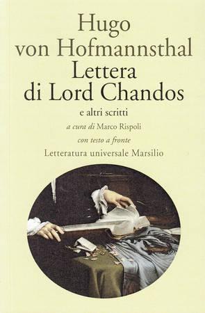 Lettera di Lord Chandos e altri scritti