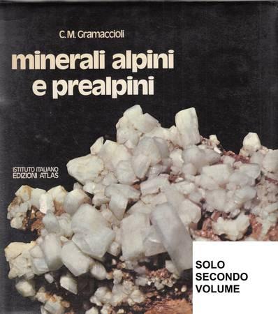 Minerali alpini e prealpini [Solo secondo volume]