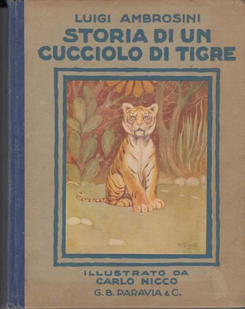 Storia di un cucciolo di tigre
