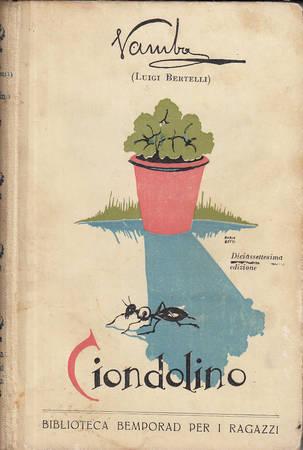 Ciondolino. Libro per i ragazzi
