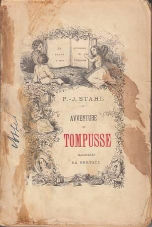 Avventure di Tompusse illustrate da Bertall
