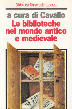 Le biblioteche nel mondo antico e medievale