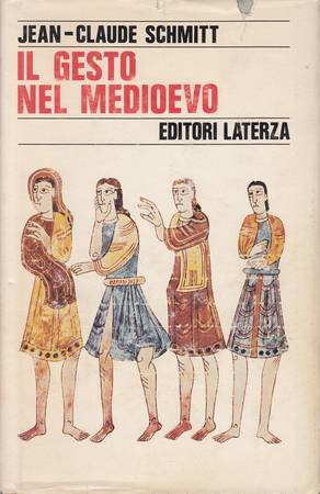 Il gesto nel medioevo