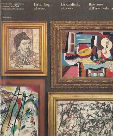 Da van Gogh a Picasso, da Kandinsky a Pollock: il percorso dell'arte moderna