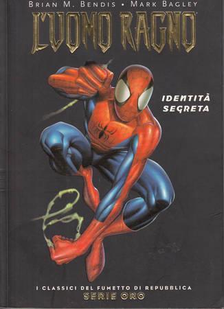 L'uomo ragno. Identità segreta