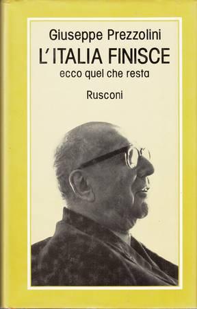 L'Italia finisce ecco quel che resta