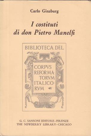 I Costituti di Don Pietro Manelfi